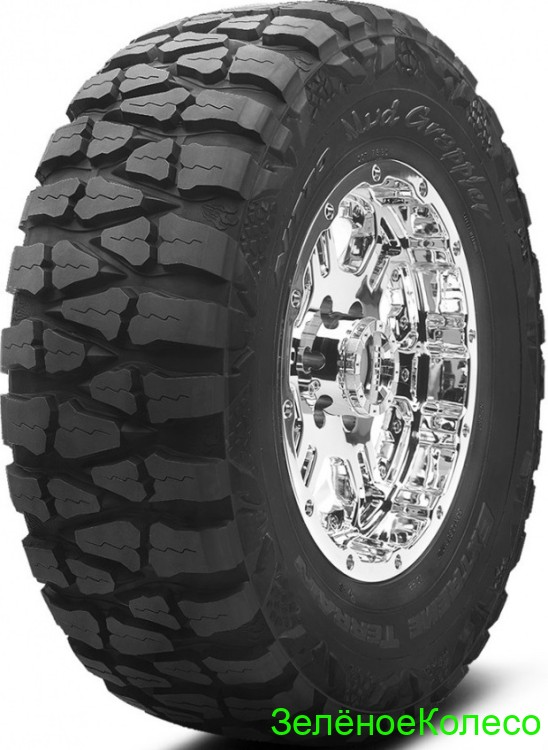 Шина Nitto Mud Grappler E/T 33/13.5 R15 в Омске