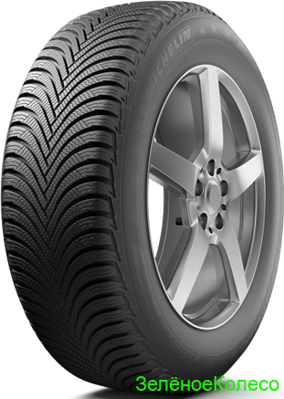 Шина Michelin Pilot Alpin 5 245/45 R18 липучка в Омске