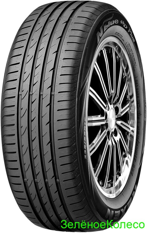 Шина Nexen N'Blue HD Plus 205/55 R16 в Омске