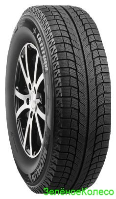Шина Michelin Latitude X-Ice 2 Xi2 235/55 R19 липучка в Омске