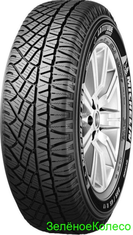 Шина Michelin Latitude Cross 215/75 R15 в Омске