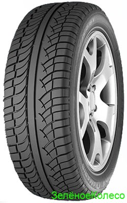 Шина Michelin Latitude Diamaris 275/40 R20 в Омске