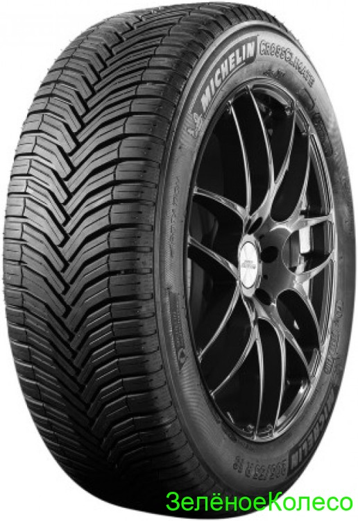Шина Michelin CrossClimate 225/45 R17 в Омске