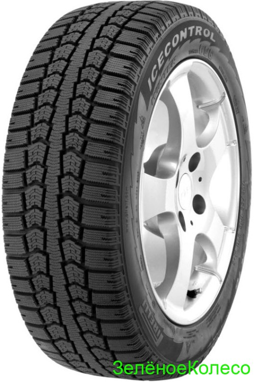 Шина Pirelli Winter Ice Control 205/60 R16 липучка в Омске