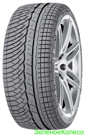 Шина Michelin Pilot Alpin PA4 255/45 R19 липучка в Омске